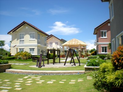 The Linear Park Bellefort Estates Molino Bacoor House and lot for sale in cavite