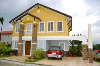 Vivienne Single Attached House Bellefort Estates Molino Bacoor House and lot for sale in cavite