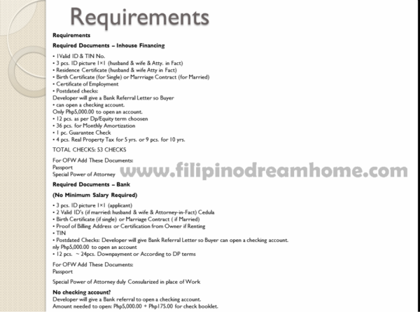 Home Buyers Frequently Asked Questions We Encounter here in Cavite House and Lot