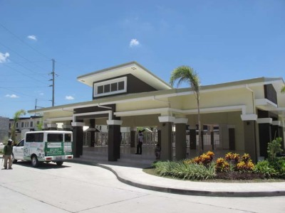 Clubhouse of Liora Homes Cavite House and Lot