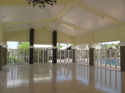 Function Hall of Liora Homes Cavite House and Lot