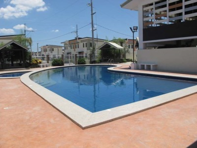 Swimming Pool of Liora Homes Cavite House and Lot