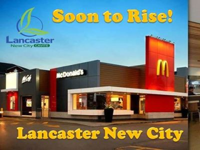 McDonald's in Lancaster New City Cavite