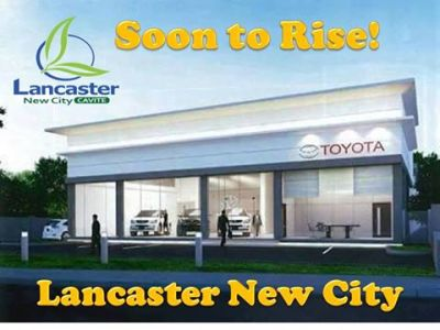 Toyota Phils. in Lancaster New City Cavite
