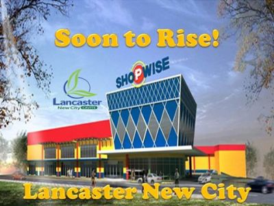 Shopwise Supermarket in Lancaster New City Cavite