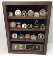 military large coin box