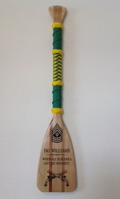 medium softwood paddle