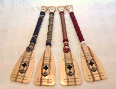 medium softwood paddle
