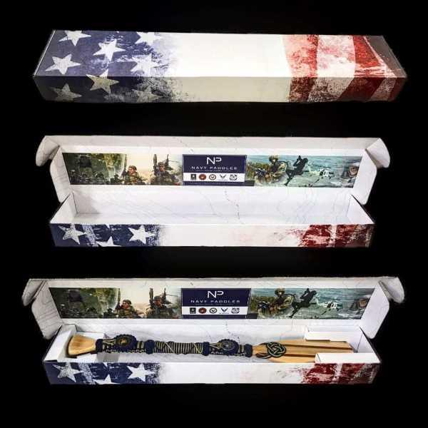 Navy Paddles