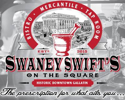 Swaney Swift's on the Square