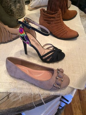 Shoes & Jewelry Too!
