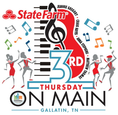 3rd Thursdays on Main