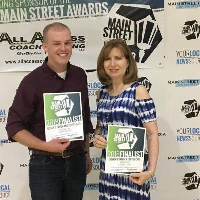 2018 Finalist BEST COFFEE SHOP