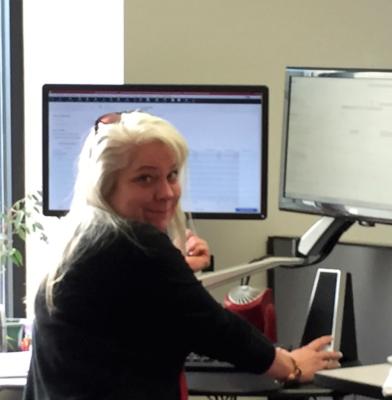 Heather Rosati Office Manager