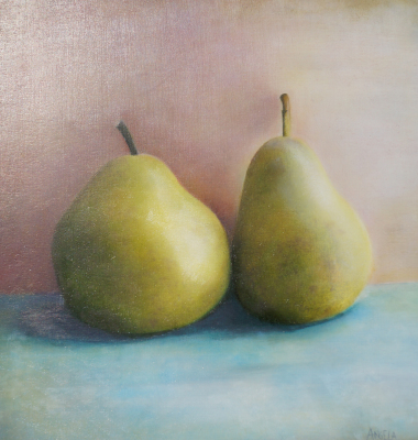 Pears by Angela Ward