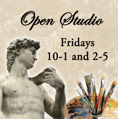Open Studio Every Friday