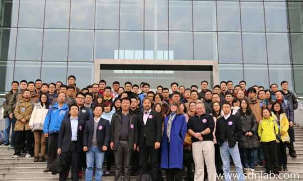 OpenDaylight City Tour Day 1 - Nanjing