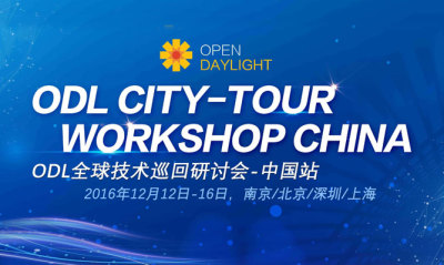 Major Chinese carriers shared their experience of leveraging OpenDaylight