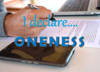 Oneness Declaration
