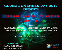 Consciousness, Shift, Oneness, Mindfulness, Evolution, Telesummit, Spiritual, Global Oneness Day
