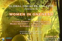 Women Oneness, Social Activism, Spiritual Activism, Oneness, Telesummit, Global Oneness Day