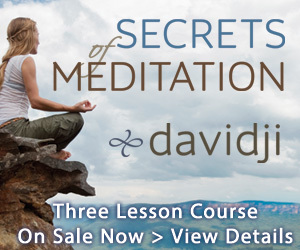 Online Course, Meditation, Davidji