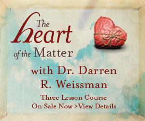Heart, Matter, Dr Darren Weissman