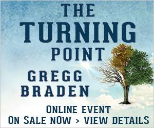 Turning Point, Gregg Braden, Online event, online course