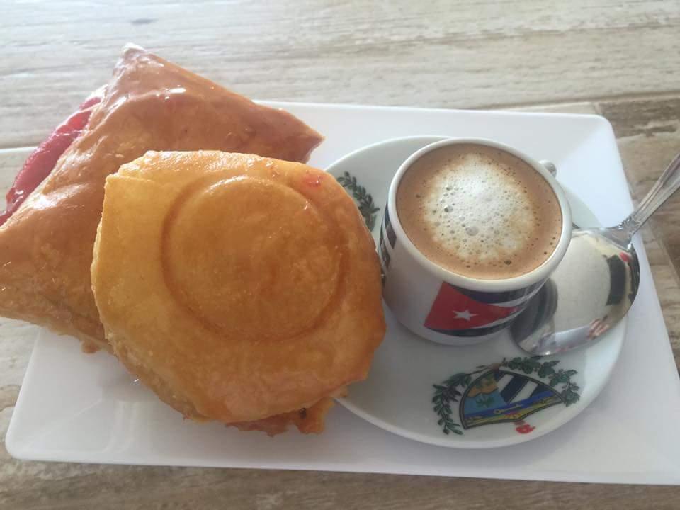 Breakfast Fresh Espresso and Pastries