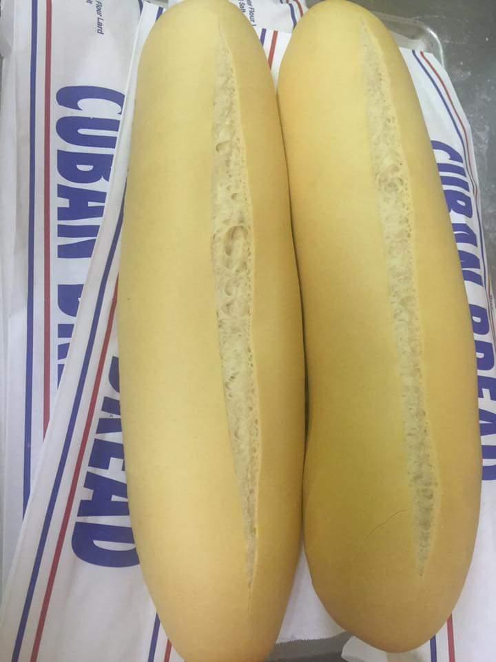 Fresh Original Cuban Bread