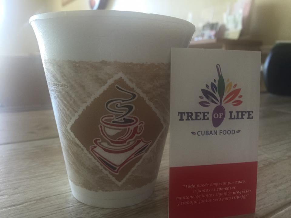 Cuban Café con Leche