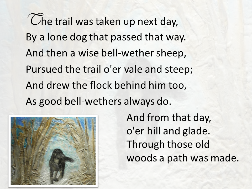 The Calf Path (SW Foss) (3)