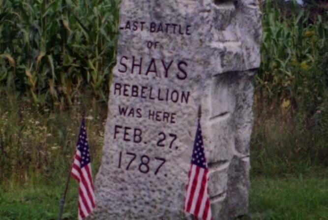 Shays Memorial