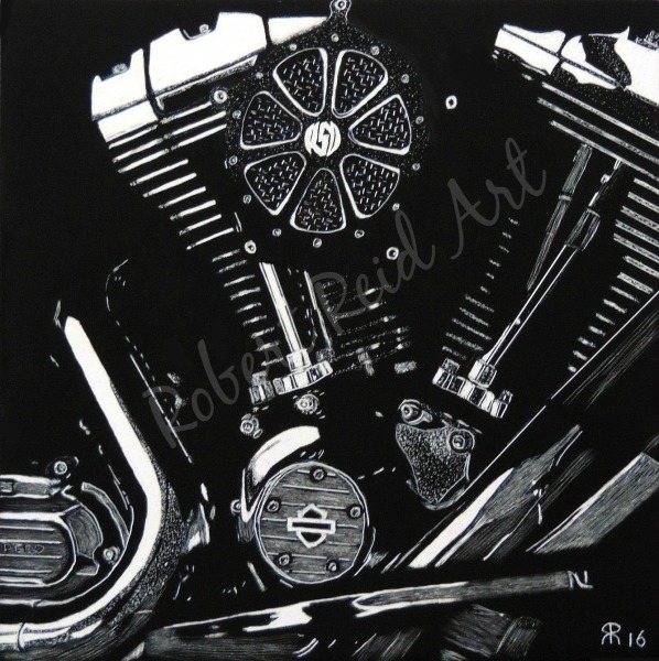 """""""Harley 6 Speed"""" - FOR SALE"""