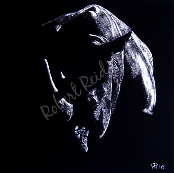 """Rhino"" - SOLD"