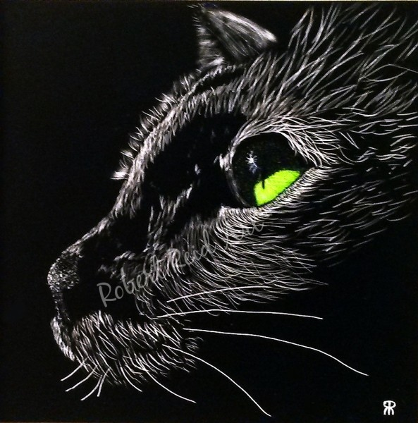 """""""Cats Eye"""" - FOR SALE"""