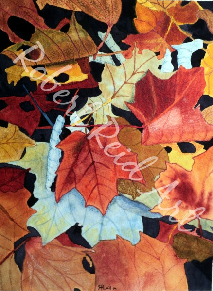 """Autumn Colors"" - FOR SALE"