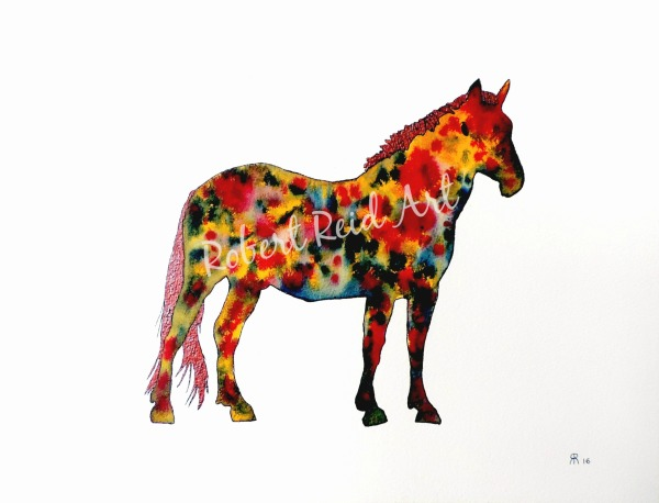 """Paintball Pony"" - FOR SALE"