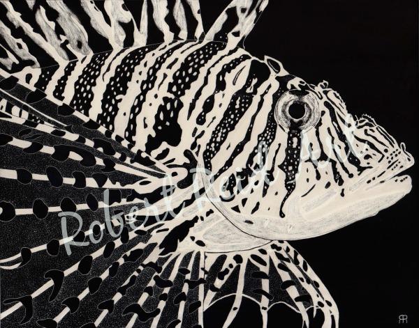 """Lionfish"" - FOR SALE"