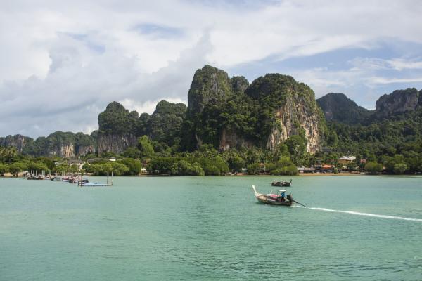 Journey To Koh PHI PHI