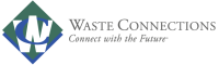 Waste Connections Sponsor Logo