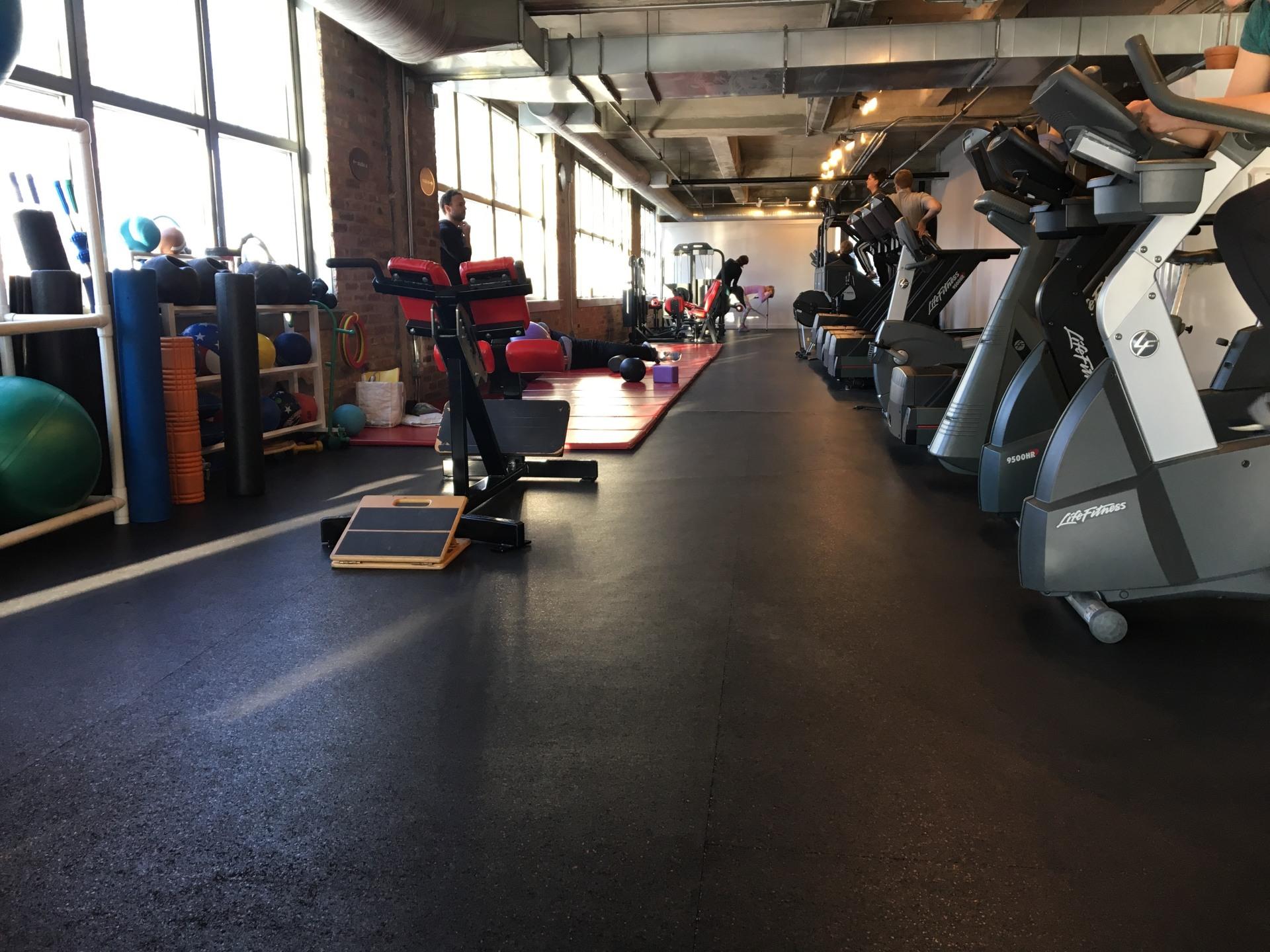 Cardio & Stretching