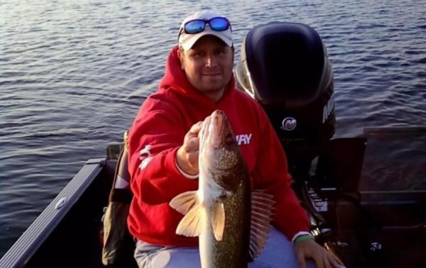 Ottertail Lake Walleye Fishing Guide Bret Setterholm
