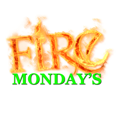 Fire Monday's Logo