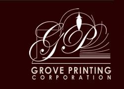 grove printing logo