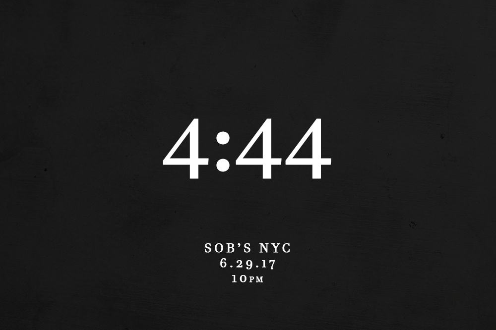 4:44 Sessions Listening Party at SOBs Review