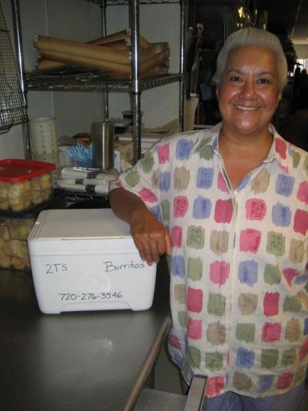Pat- The Owner Of 2T's Burritos