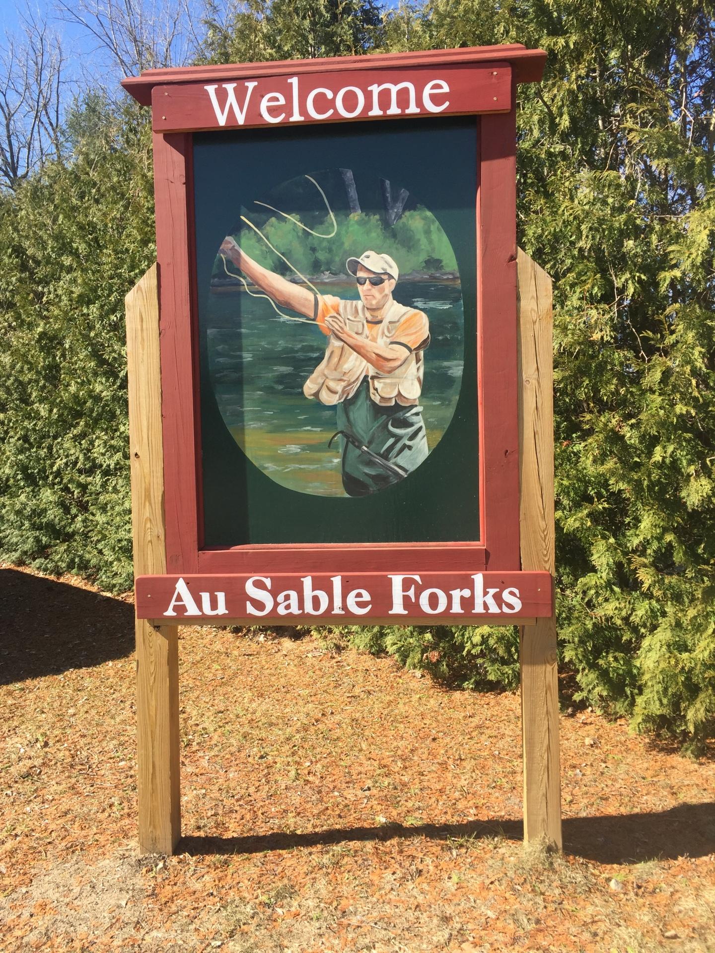 Au Sable Forks