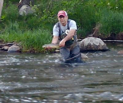 Fishing Heating Up West Br. AuSable River