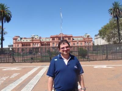Eva Perón's Mansion